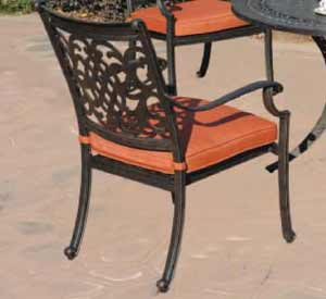 DWL Oxford Patio Chair