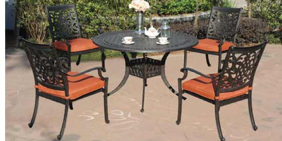 DWL Oxford Patio Dining Set