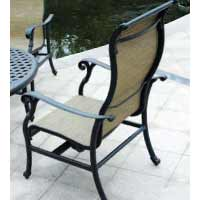 DWL Summit Patio Chair