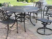 DWL Cambridge Patio Set