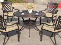 DWL Carlisle Patio Set