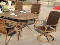 DWL Cornwall Patio Set