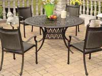 DWL Hudson Patio Set