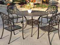 DWL Madison Patio Set