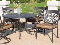 DWL Monarch Patio Set