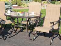 DWL Summer Point Patio Set