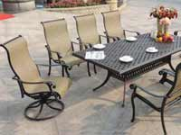 DWL Summit Patio Set