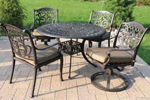 DWL Valencia Patio Dining Set