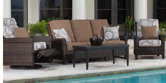 Ebel Provence Conversational Patio Set