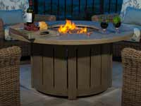 Outdoor Patio Furniture by Ebel - Fire Pits