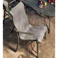Patio Furniture Set By Gensun Bel Air Pelican Patio Store