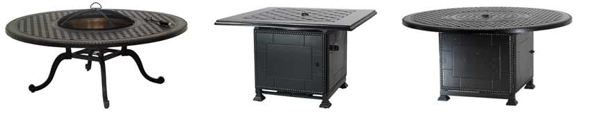 Gensun Outdoor Fire Pits and Fire Tables