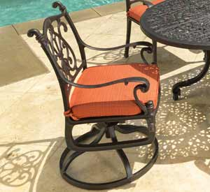 Gensun Florence Patio Chair