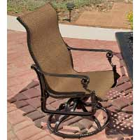 Gensun Grand Terrace Patio Chair