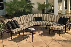 Gensun Grand Terrace Patio Lounger