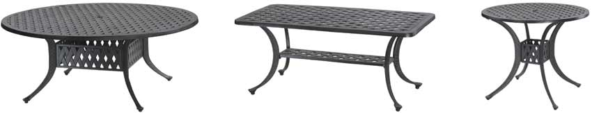 Gensun Patio Tables