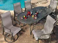 Gensun Bel Air Patio Set