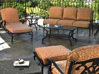 Gensun Florence Patio Set