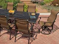 Gensun Grand Terrace Patio Set