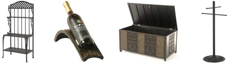 Hanamint Patio Furniture Accessories