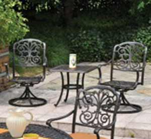 Hanamint Bella Patio Set