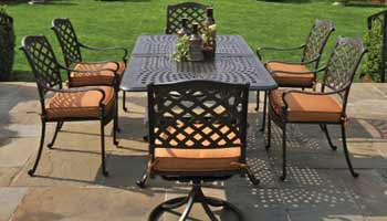 Hanamint Berkshire Patio Set