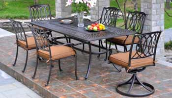 Hanamint Mayfair Patio Set