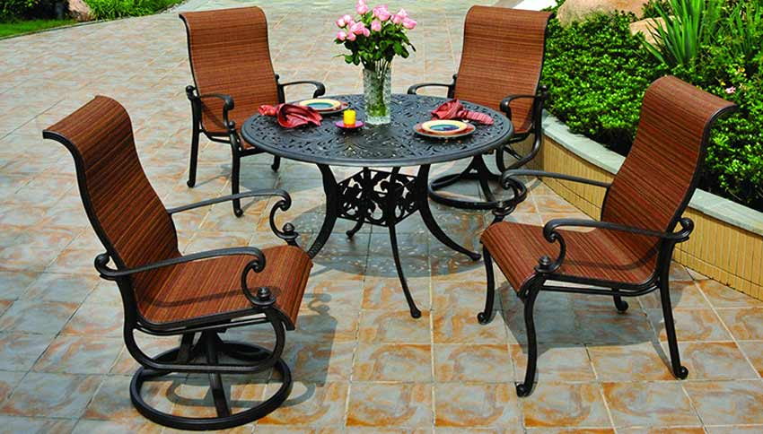 Hanamint St. Augustine Patio Set