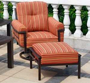 Hanamint Stratford Patio Set
