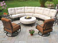 Mayfair Hanamint Patio Furniture for Sale