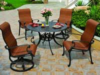 St. Augustine Patio Set for Sale