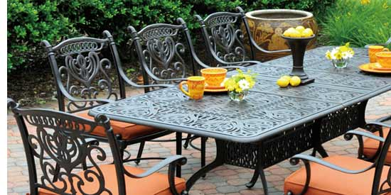 Hanamint Tuscany Patio Set
