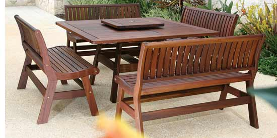 Jensen Leisure Amber Dining Set