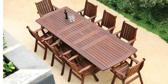 Jensen Leisure Integra Patio Set