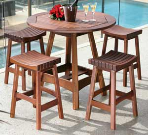 Jensen Leisure Sunset Patio Set