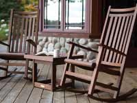 Ruby Rocker Patio Set