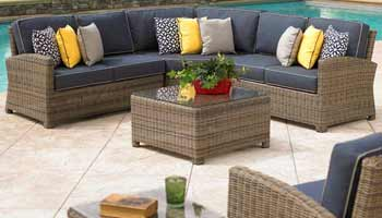 North Cape Bainbridge Patio Set