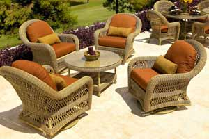 North Cape St. Lucia Patio Set