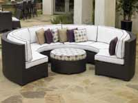 North Cape Malibu Grande Patio Set