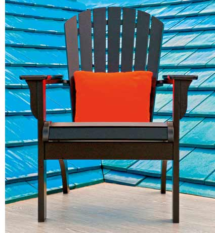 Patio Furniture Set By Telescope Adirondack Marine