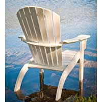 TELESCOPE ADIRONDACK PATIO CHAIR