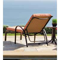 Telescope Aruba Outdoor Chaise Lounger