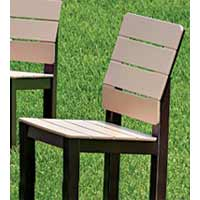 TELESCOPE CHANDLER METAL & POLYMER CHAIRS
