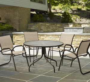 Telescope Gardenella Patio Dining Set