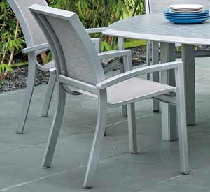 Telescope Kendall Sling Patio Chair