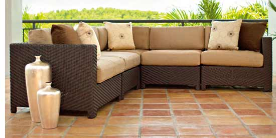 Outdoor Wicker Furniture By Telescope La Vie Pelican