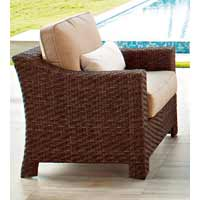 Telescope Lake Shore Wicker Chair