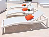 Bazza Sling Patio Set