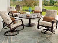 Belle Isle Cushion Patio Furniture Set