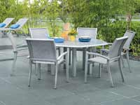 Telescope Kendal Sling Patio Set